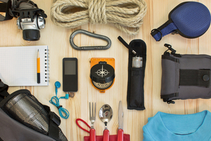 Packing the right safety equipment