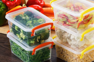 Keep food in sealed containers to keep pests away
