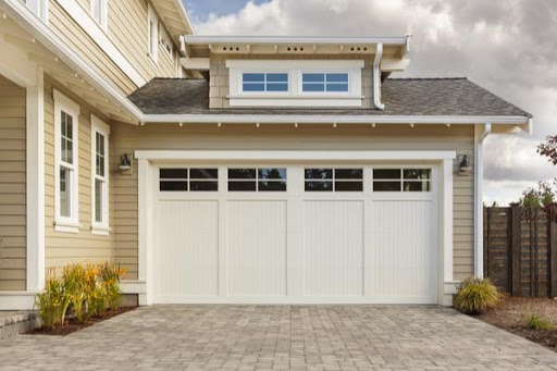 keep your garage door closed