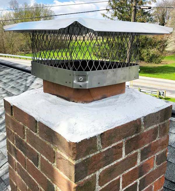 Chimney Rehab After